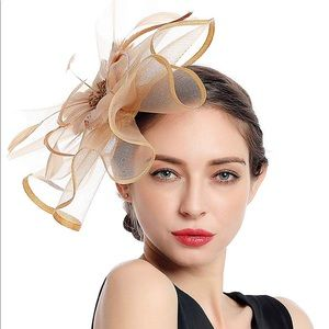 Church Derby Preakness Fascinator Hat